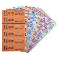 Bingo Tickets 750 10 Page 6 To View Bingo Books