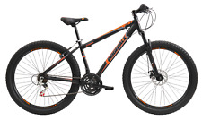 Ridgeback 27.5 inch Dual Suspension Mountain Bike - Black