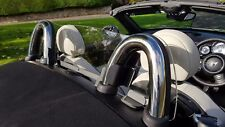 Wind Deflector for Mini Cooper Roadster AKA windscreen windrestrictor windschott
