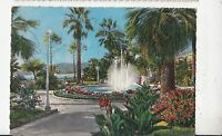BF30333 varazze giardini e fontana italy front/back image
