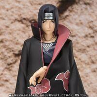S.H.Figuarts Itachi Uchiha Naruto Shippuden Action Figure Akatsuki