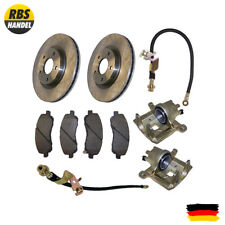 Bremsen Kit vorne Komplett Jeep MK Compass, Patriot 07-10 (2.0 L, 2.4 L), RBS383