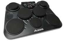 Alesis Compact Kit 7 E-Drum 7 Pads Hand Percussion 100 Songs Lernmodus LCD USB