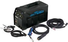 Genuine DRAPER Expert 180A 230V Multi Process Welder MIG/TIG/MMA | 64301