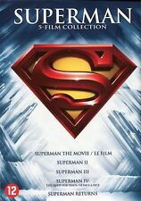 Superman : 5-film collection (5 DVD)