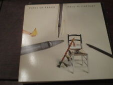 Paul McCartney; Pipes of Peace on  LP