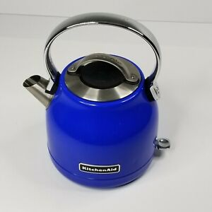 KitchenAid Stainless Steel Electric Water Tea Kettle Only Twilight Blue