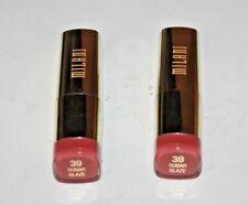 Milani Color Statement Lipstick #39 Sugar Glaze Lot Of 2 Sealed