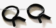 HOLDEN BRAKE BOOSTER VACUUM LINE CLAMPS TO SUIT HK-HG,HQ-HZ & WB (BLACK)