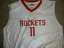 New basketball sleeveless jersey Nba Rockets Yao X-large