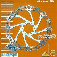 gobike88 Alligator disc rotor, CROWN, White, 180mm, 108g, 597