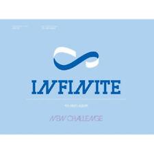 INFINITE [NEW CHALLENGE] 4th Mini Album CD+Booklet+Postcard K-POP SEALED
