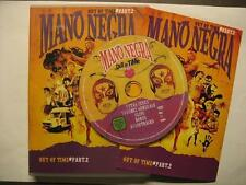 """MANO NEGRA """"OUT OF TIME PART 2"""" - DVD"""