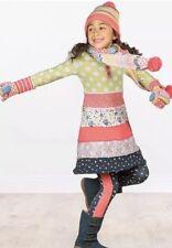 Matilda Jane Make Believe Cozy Day Dress Girls Size 4 New