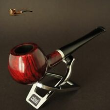 HAND MADE WOODEN TOBACCO SMOKING PIPE BRUYERE no: 73 Red   Briar  + BOX