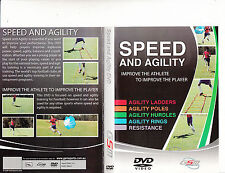 Speed And Agility-Improve The Athlete To Improve The Player-2006-Athlete-DVD