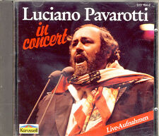 Luciano Pavarotti - In Concert