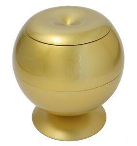 Sensor Desktop Gold Automatic Trash Can 2.8 Liter – Decorative for Kitchen