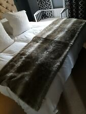 La redoute Fur Throw