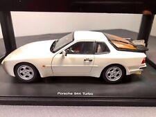 AUTOart Millennium 1:18 Porsche 944 Turbo (White) BRAND NEW