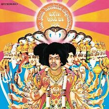 JIMI HENDRIX 'AXIS BOLD AS LOVE' BRAND NEW SEALED RE-ISSUE LP ON 180 GRAM VINYL