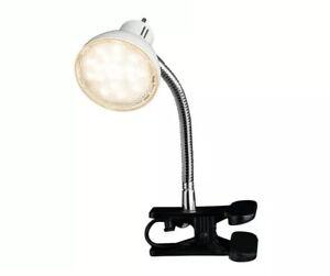 LivarnoLux Led Clip Light Energy Saving 86% 4w