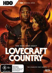 Lovecraft Country Season 1 BRAND NEW Region 4 DVD