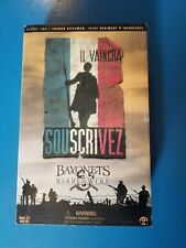 "Sideshow 12"" Bayonets & Barbed Wire"" French Rifleman Read Details Nice Complete"