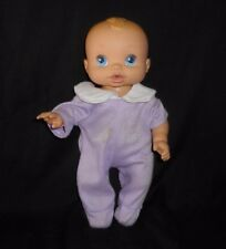 BABY ALIVE 2006 WET N WIGGLES ANATOMICALLY CORRECT GIRL DOLL SOUND WORKS TOY