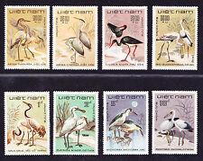 VIETNAM 1983 SC # 1339-1346 THE WATER BIRDS COMPLETE SET OF 8  MNH .