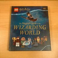 LEGO Harry Potter The Magical Guide to the Wizarding World NEW