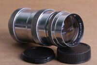 Jupiter 11 M39 Lens 4/135 Jupiter-11 Russian Lens 1:4 for = 135mm Made in USSR