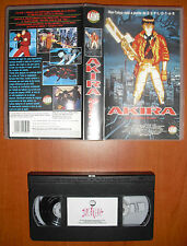 AKIRA - de Katsuhiro Otomo (1989) [Anime Vídeo VHS] Manga Films Versión Española