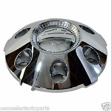 "OEM NEW 2006-2007 Ford F-150 Harley Chrome Center Hub Cap Cover - Fits 22"" Wheel"