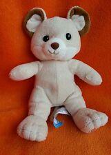 "PMS Sylvanian Families Beige Mouse Soft Toy 8"""
