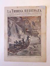 D26> La Tribuna Illustrata Supplemento de La Tribuna n.36 anno 1915