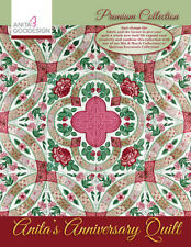 Anita Goodesign Anita Anniversary Quilt Premium Collection (CD ONLY)