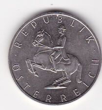 5 Schilling Österreich 1995 Lipizzaner Spanische Hofreitschule Wien Austria