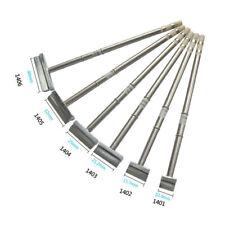 T12 Series Solder Iron Tip 1401 1402 1403 1404 140506 F Hakko Soldering Station