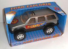 Vintage ford motor company ford explorer (argent) camion par Starkid-coffret