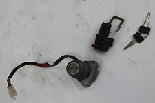 81 YAMAHA XS400 XS 400 IGNITION LOCK KEY SET AND SEAT LOCK