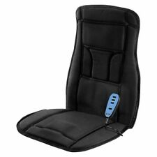 Heated Massage Cushion with Remote Control Seat Home Car Heat Pad Pillow Chair