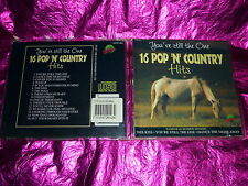 YOU'RE STILL THE ONE 16 POP N COUNTRY HITS : (CD, 16 TRACKS, 1998)