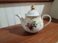 Chinese Vintage Design Traditional Tea party occasion Painted Ceramic Teapot