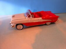 1955 OLds Super 88 Convertible No Box 1/24th Nice Condition