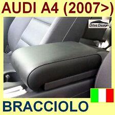Audi A4 (dal 2007) -A5 -bracciolo regolabile -vedi nostri tappeti auto - qualità