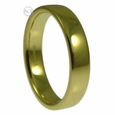 Yellow Band Fine Rings
