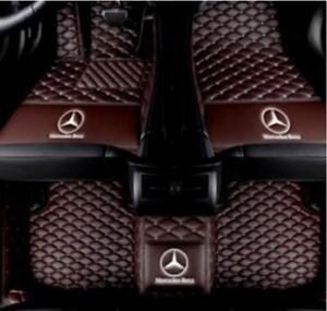 2007-2016 For Mercedes-Benz GL320 GL350 GL450 GL500 GL550 floor mats