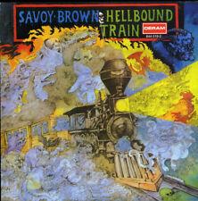 SAVOY BROWN-HELLBOUND TRAIN  CD NEW