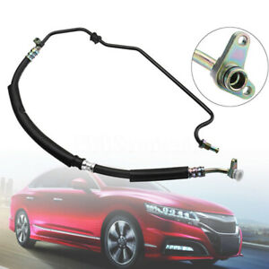 1PC Car Universal Truck Power Steering Pressure Line Hose Assembly 53713SDCA02